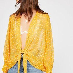 Free People Star Dazed Kimono